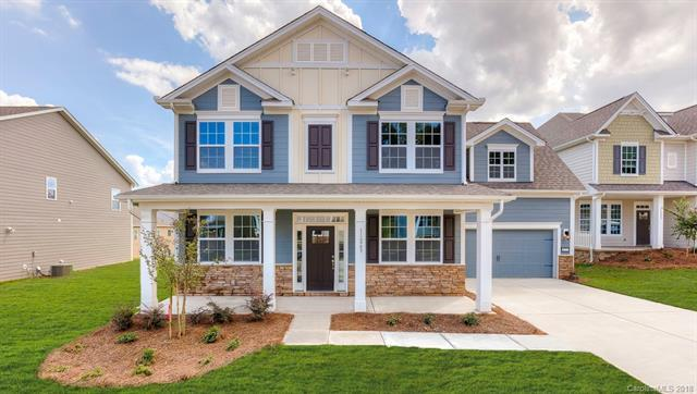 11263 Trailside Road NW Lot 8, Concord, NC 28027 (#3435146) :: Cloninger Properties