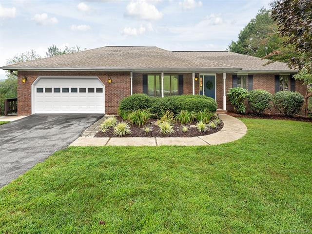 124 Mountain Valley Drive, Hendersonville, NC 28739 (#3435149) :: MECA Realty, LLC