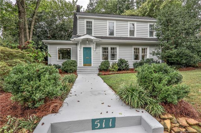 511 Oakland Avenue, Charlotte, NC 28204 (#3435172) :: Keller Williams South Park