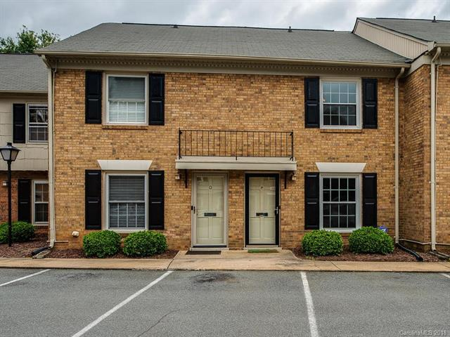 3722 Park Road P, Charlotte, NC 28209 (#3435175) :: RE/MAX Four Seasons Realty