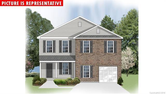 5518 Tumbling Brook Lane Lot 55, Charlotte, NC 28216 (#3435204) :: The Andy Bovender Team