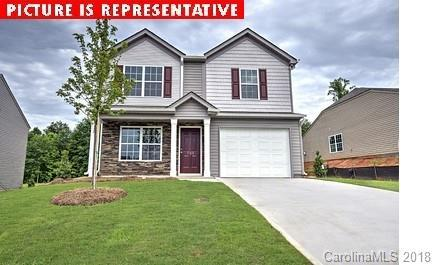 4257 Long Arrow Street #461, Concord, NC 28025 (#3435263) :: Phoenix Realty of the Carolinas, LLC