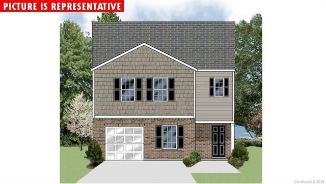 5522 Tumbling Brook Lane Lot 56, Charlotte, NC 28216 (#3435294) :: Rowena Patton's All-Star Powerhouse