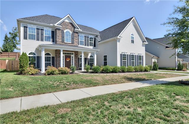 11523 Warfield Avenue, Huntersville, NC 28078 (#3435303) :: Odell Realty