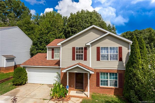 10408 Wilson Glen Drive, Charlotte, NC 28214 (#3435378) :: The Ramsey Group