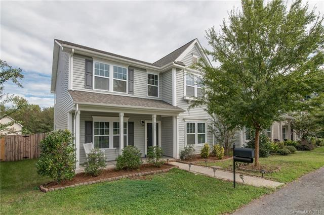 8035 Gleen Oak Lane, Huntersville, NC 28078 (#3435415) :: Cloninger Properties
