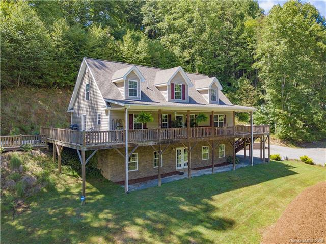 151 Hopper Cove, Waynesville, NC 28786 (#3435420) :: The Premier Team at RE/MAX Executive Realty
