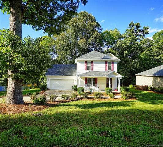 405 Brookfield Drive #24, Statesville, NC 28625 (#3435442) :: Exit Mountain Realty