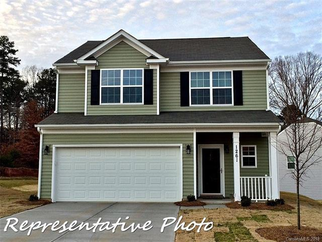 4210 Falls Lake Drive SW Lot 1, Concord, NC 28025 (#3435648) :: MartinGroup Properties