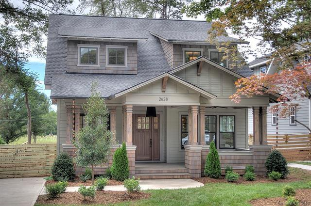 2628 Laburnum Avenue, Charlotte, NC 28205 (#3435663) :: High Performance Real Estate Advisors