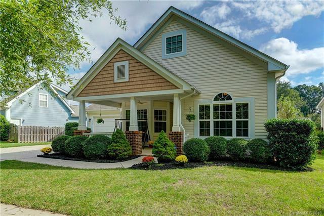 5410 Colonial Garden Drive #13, Huntersville, NC 28078 (#3435742) :: LePage Johnson Realty Group, LLC