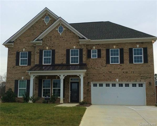 4935 Trayton Avenue #42, Gastonia, NC 28056 (#3435761) :: LePage Johnson Realty Group, LLC