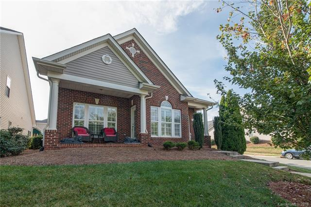 5011 Fountainbrook Drive, Indian Trail, NC 28079 (#3435786) :: Zanthia Hastings Team