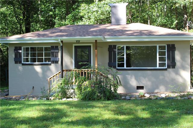 201 & 207 Old Toll Road, Black Mountain, NC 28711 (#3435802) :: Puffer Properties