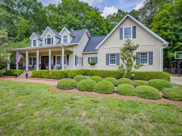 1 Bent Oak Lane, Asheville, NC 28803 (#3435812) :: LePage Johnson Realty Group, LLC