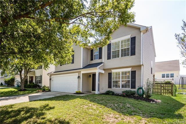 4952 Wheat Drive, Concord, NC 28027 (#3435880) :: Exit Mountain Realty