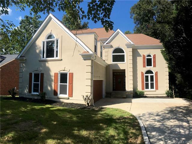 4008 Cambridge Hill Lane, Charlotte, NC 28270 (#3435918) :: Puma & Associates Realty Inc.
