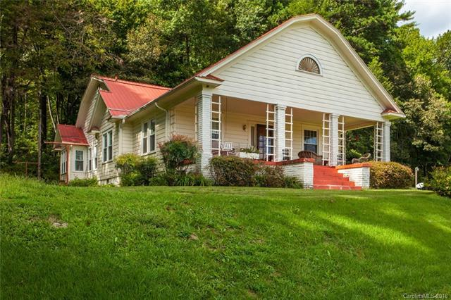 3851 Old Hendersonville Highway, Pisgah Forest, NC 28768 (#3435954) :: Robert Greene Real Estate, Inc.