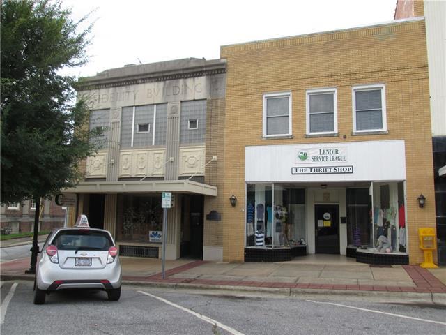 916-918 West Avenue, Lenoir, NC 28645 (#3435989) :: Robert Greene Real Estate, Inc.