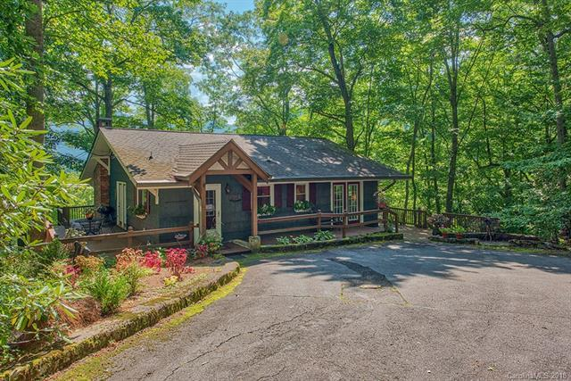 87 Laurel Ridge Road, Maggie Valley, NC 28716 (#3436009) :: Puffer Properties