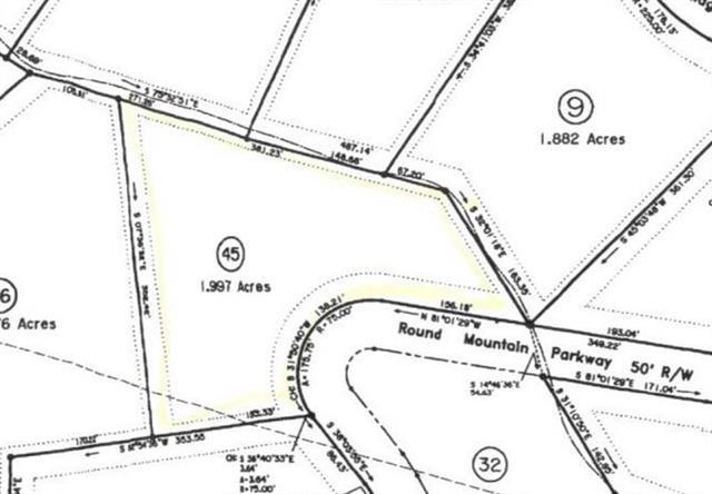0 Round Mountain Parkway #45, Lenoir, NC 28645 (#3436033) :: Mossy Oak Properties Land and Luxury