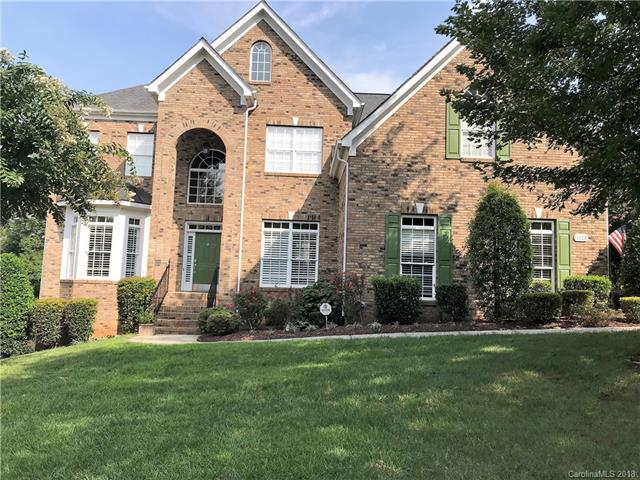 1128 Woodhall Drive, Huntersville, NC 28078 (#3436136) :: Stephen Cooley Real Estate Group