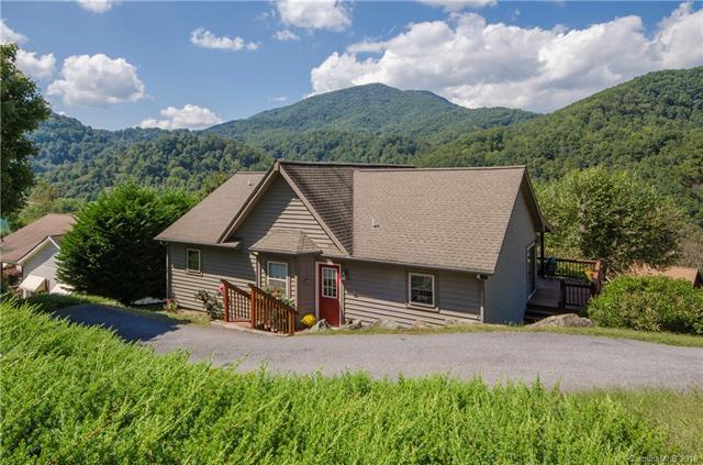 5 Surveyors Point, Waynesville, NC 28785 (#3436150) :: Odell Realty