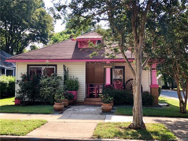1600 Allen Street #7, Charlotte, NC 28205 (#3436151) :: LePage Johnson Realty Group, LLC
