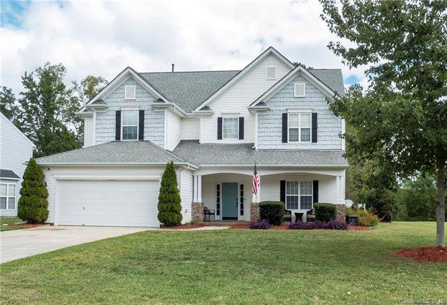 5797 Crimson Oak Court, Harrisburg, NC 28075 (#3436152) :: Team Southline