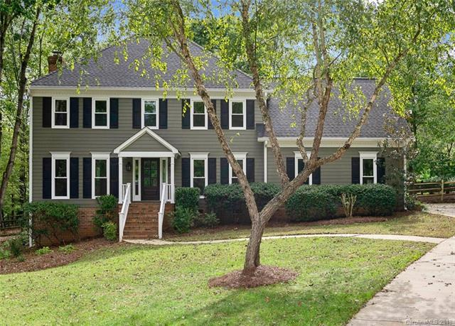 2510 Chesson Court, Matthews, NC 28105 (#3436153) :: Zanthia Hastings Team