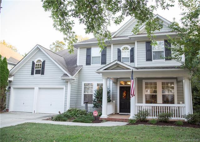 8906 Arbor Creek Drive #23, Charlotte, NC 28269 (#3436177) :: The Ramsey Group
