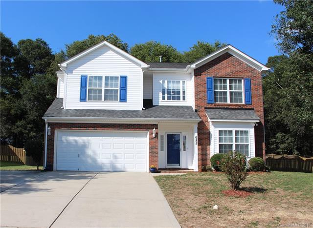 685 SW Yvonne Drive, Concord, NC 28027 (#3436194) :: Stephen Cooley Real Estate Group