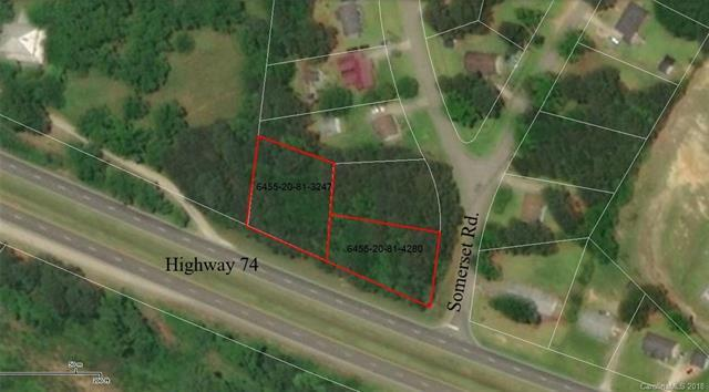 TBD Us Hwy 74 Highway, Wadesboro, NC 28170 (#3436260) :: Robert Greene Real Estate, Inc.