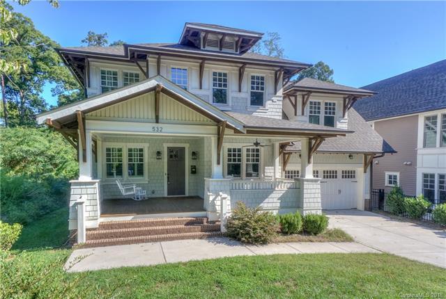 532 Hillside Avenue, Charlotte, NC 28209 (#3436281) :: David Hoffman Group