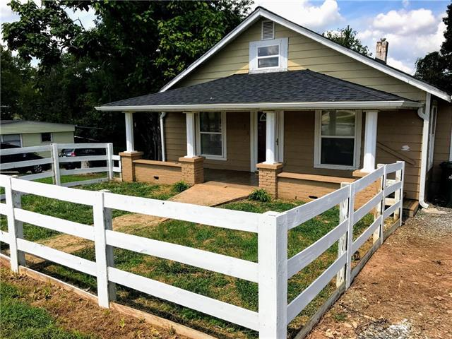 1192 7th Avenue SW, Hickory, NC 28602 (#3436326) :: Cloninger Properties