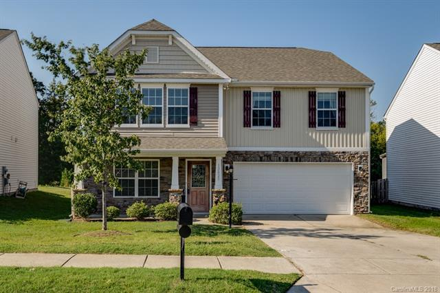 12825 Settlers Trail Court, Charlotte, NC 28278 (#3436345) :: Odell Realty