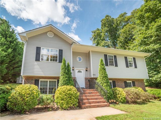 205 Davis Drive, Morganton, NC 28655 (#3436365) :: Robert Greene Real Estate, Inc.