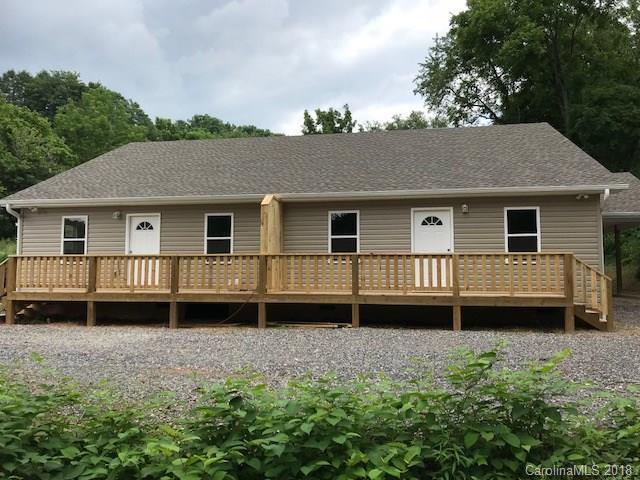 110 Felmet Street Unit 2A, 2B, Waynesville, NC 28786 (#3436399) :: The Ann Rudd Group