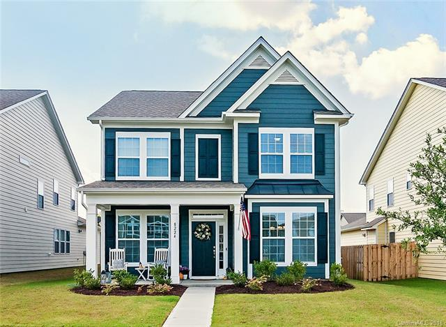 8224 Kalson Street, Huntersville, NC 28078 (#3436524) :: Odell Realty