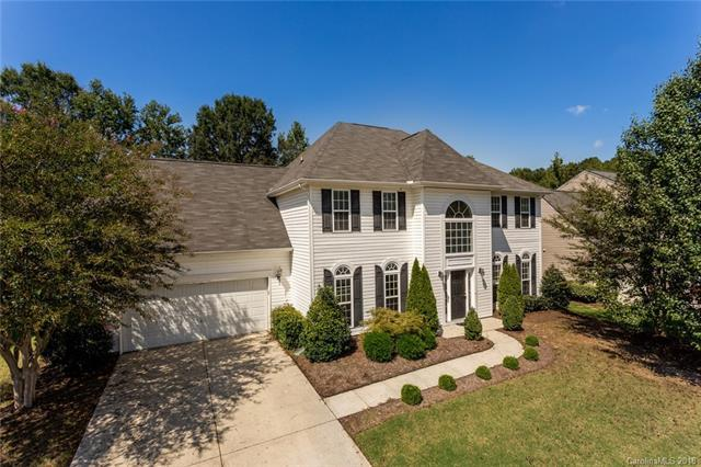 2523 Sandy Ridge Lane, Matthews, NC 28105 (#3436528) :: Zanthia Hastings Team
