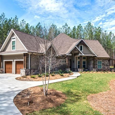 158 Silver Falls Drive, Troutman, NC 28166 (#3436535) :: LePage Johnson Realty Group, LLC
