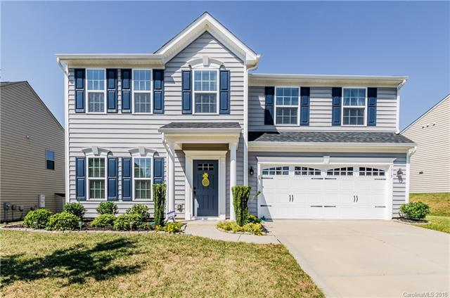 1319 Yellow Springs Drive, Indian Land, SC 29707 (#3436540) :: The Ann Rudd Group