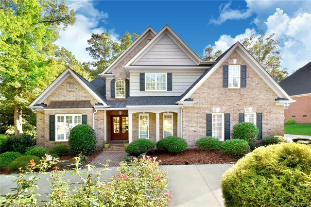 725 Clifden Drive, Matthews, NC 28104 (#3436544) :: The Premier Team at RE/MAX Executive Realty