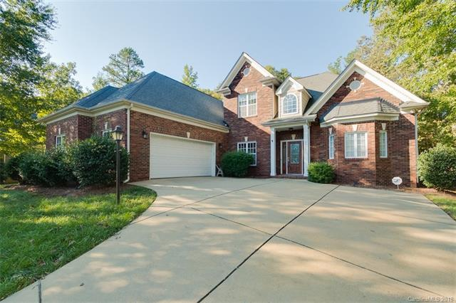 3505 Cameron Creek Drive, Matthews, NC 28104 (#3436576) :: The Premier Team at RE/MAX Executive Realty