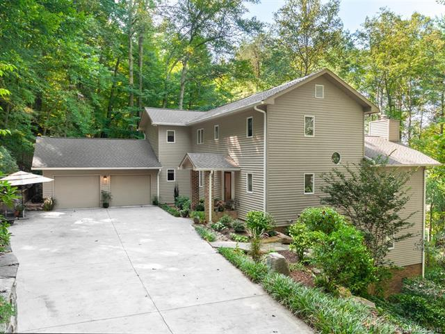 175 Carter Cove Road, Asheville, NC 28804 (#3436611) :: Odell Realty