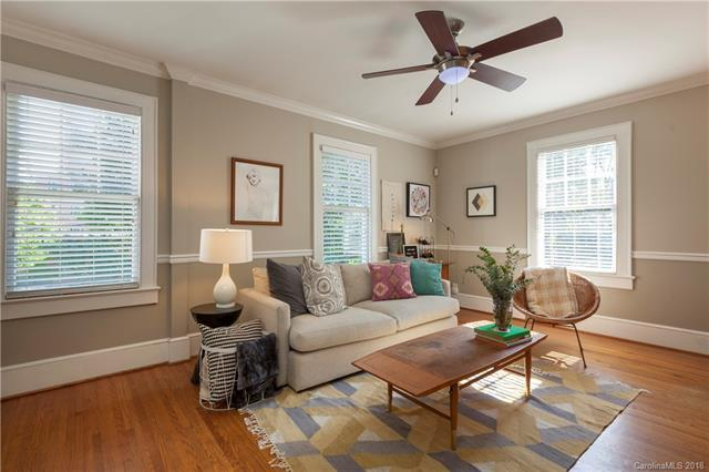 229 Caswell Road #3, Charlotte, NC 28204 (#3436721) :: David Hoffman Group