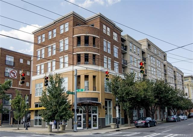 1315 East Boulevard #412, Charlotte, NC 28203 (#3436756) :: David Hoffman Group