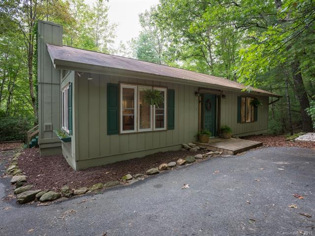 124 Waldsi Court, Brevard, NC 28712 (#3436797) :: High Performance Real Estate Advisors