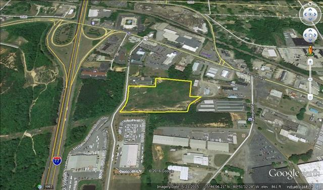 0 Morland Street, Statesville, NC 28677 (#3436837) :: Odell Realty