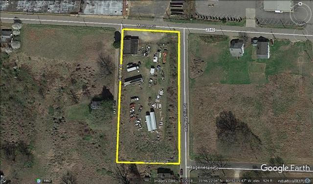 628 Monroe Street, Statesville, NC 28677 (#3436843) :: LePage Johnson Realty Group, LLC